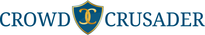 Crowd Crusader Logo